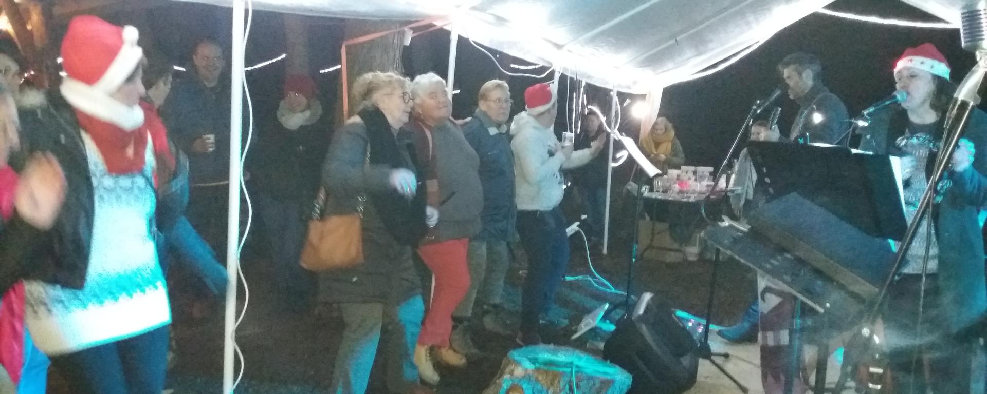 Concert Kerstmarkt Lva 22 December 2018 The Fabs